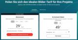Shutterstock Preise im Überblick und Vergleich