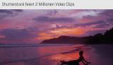 Shutterstock feiert 2 Millionen Video Clips