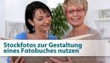 Stockfotos zur Gestaltung eines Fotobuches nutzen