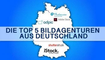 Die Top 5 Bildagenturen aus Deutschland